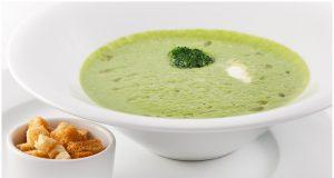 Крем-суп из спаржи - фото