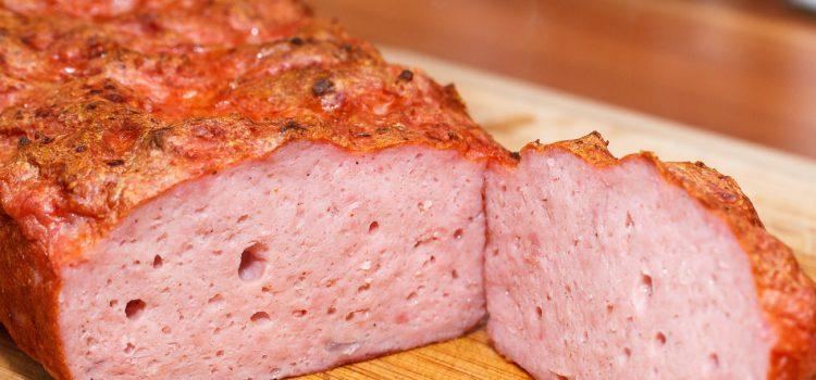 Мясной «хлеб» - фото