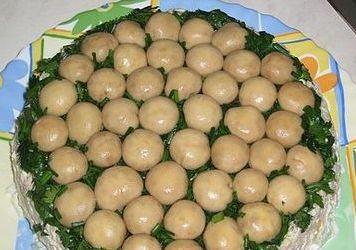 Салат «Антошка» - фото