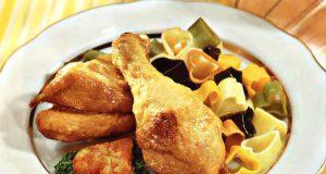 Цыпленок по-итальянски - фото