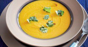 Азиатский овощной суп - фото